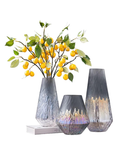 Spanish Grey Vase Set