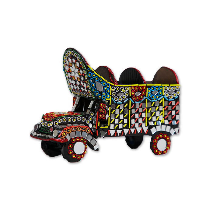 Decorative Truck Art - Large