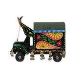Fancy Truck Art - Handmade