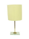 Off-white modern table lamp