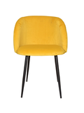 Mustard Charm Trend chair