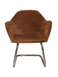 Brown Cecily Trend Wood Chair
