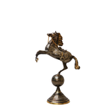Standing Horse Decorative Artifact