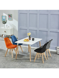 Taupe Dining Set - Multi