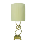 Scribble Brass Lamp