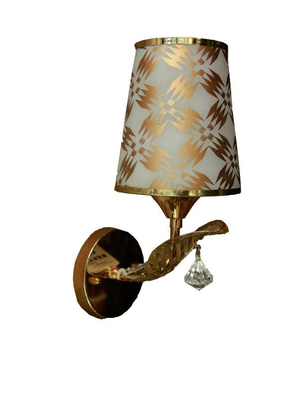 Laurel Gold Wall Lamp