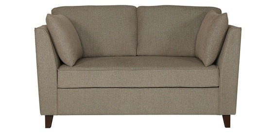Mauk 2 Seater Sofa - Gray Beige