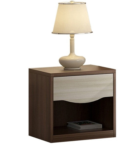 Gilbo Bed Side Table - Light Brown