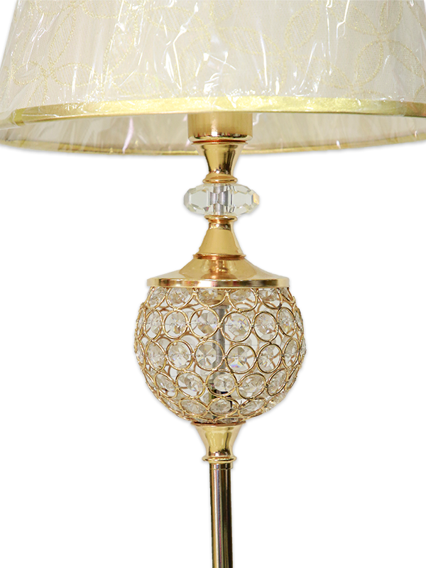 Stiffle Column Lamp