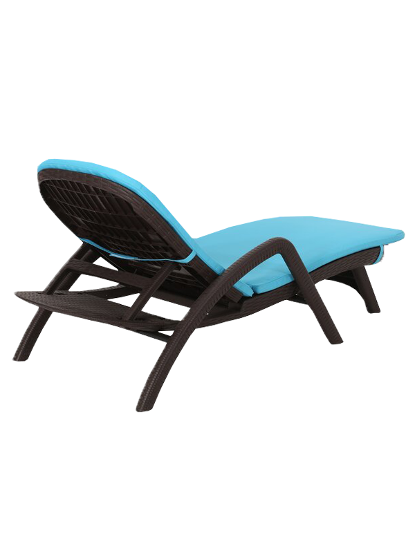 Brunnera Outdoor Chaise Lounge