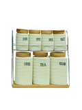 Spice Jars- 7 Piece
