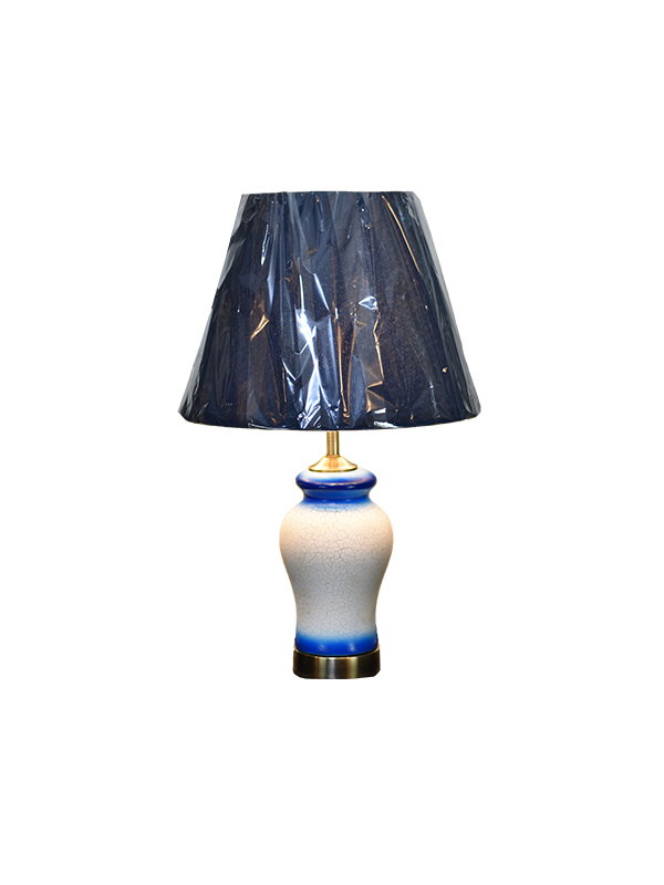 Alma Table lamp - Blue - Urban Galleria
