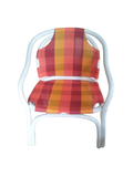 Rhombus Multi Check Outdoor Chair