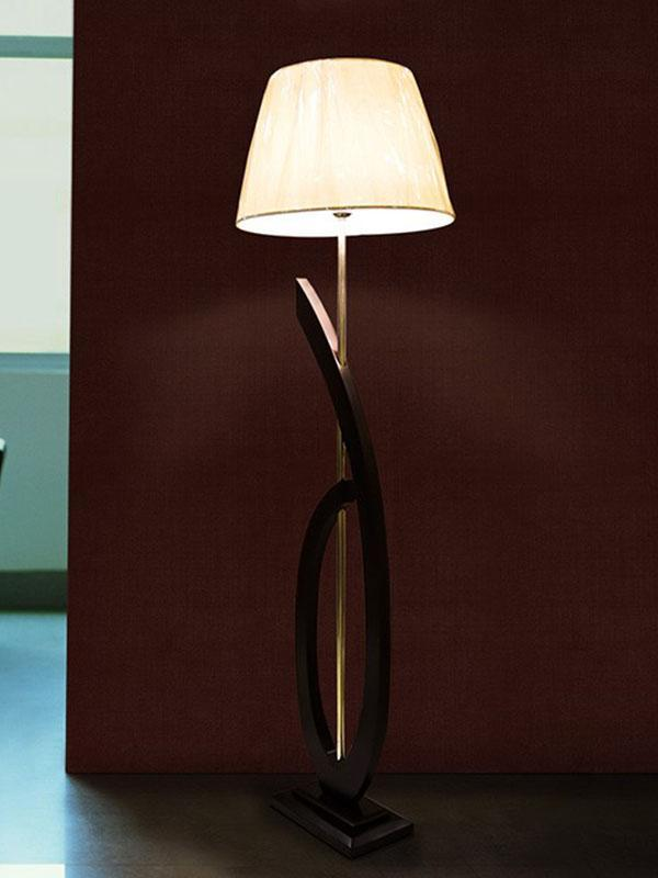 Six Shape Floor Lamp