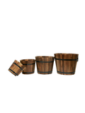 Wooden Rustic Baskets
