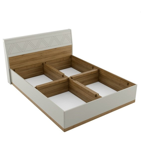 Claude Double Bed with Storage