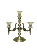 Classical Metal Candle Holder