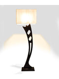 Curvy Base Floor Lamp
