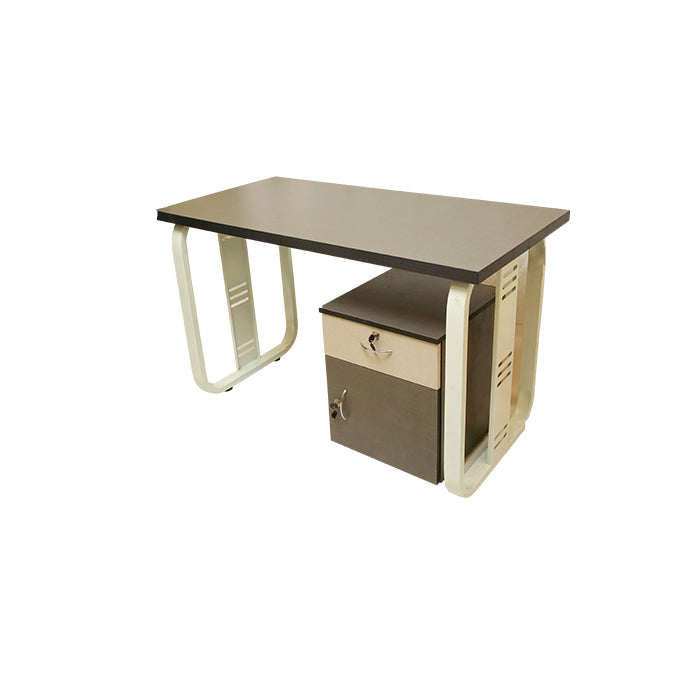 Multi-functioning office desk