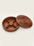 Wooden Fruit Bowl