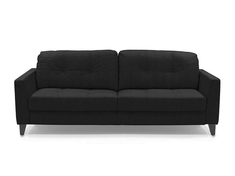 Boeno 2 Seater Sofa - Charcoal Gray