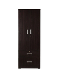 Deonca 2 Door Wardrobe with Drawers