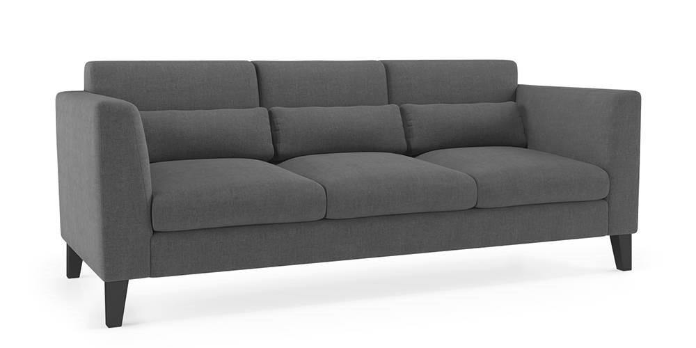 Alby 3 Seater Sofa - Mystic Gray