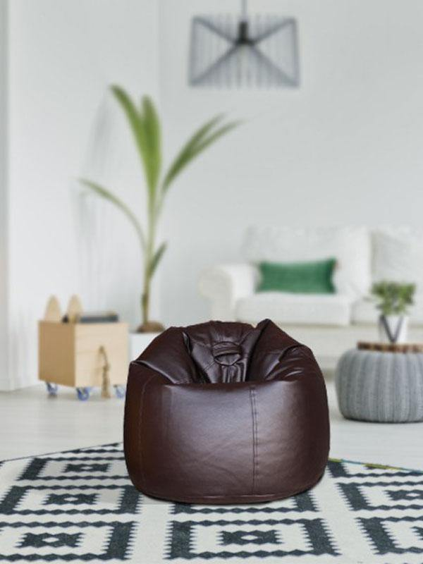 Artificial Leather Bean Bag