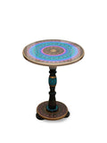 Blue Triss Naqashi Table