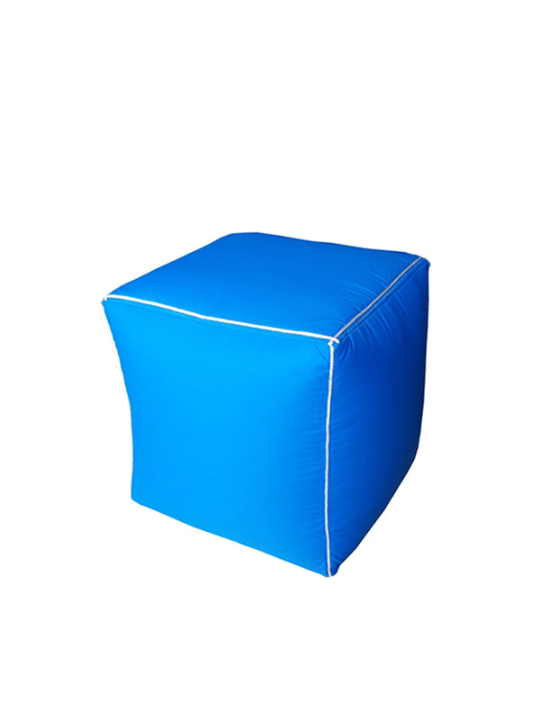 Dori Stool - Blue Cubicle