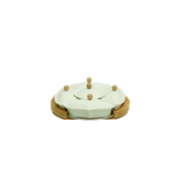 Dry Fruit Dish- White