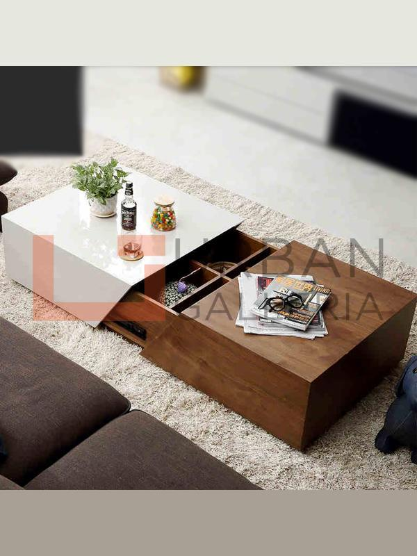 Edgar Rectangle Coffee Table