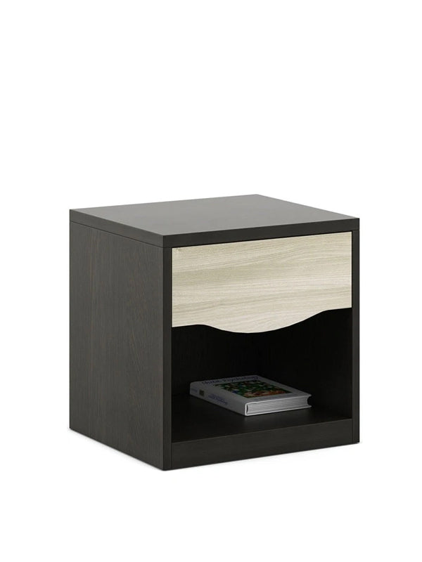 Gilbo Bed Side Table - Dark Brown