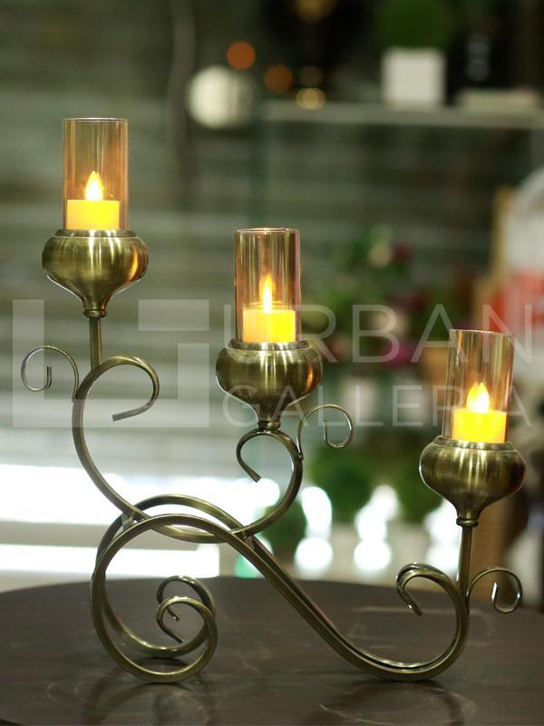 Hadria Candle Stands