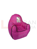Kitty kids sofa bean bag