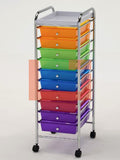 Gaudy Drawers Single Rack
