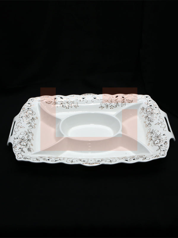 Marquina Serving Dish