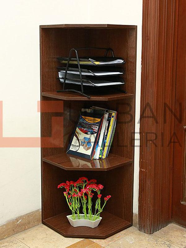 Renner Book Shelf and Rack