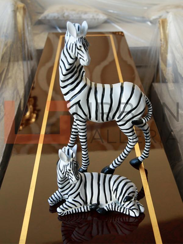 Siberia Zebra Decor