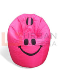 Smiley Parachute Bean Bag