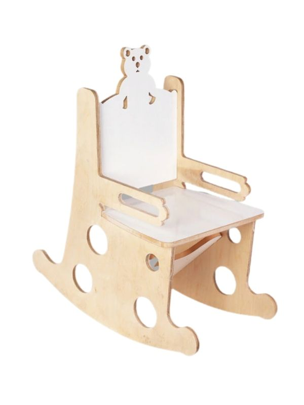 Bear Baby Rocking chair
