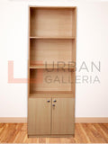 Vitello Book Shelf and Rack