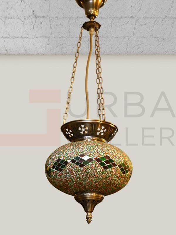 Alix Turkish Hanging Lamp - Urban Galleria