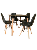 Tapert Dining Set-Black