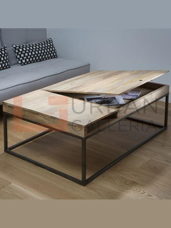 Esquire Coffee Table