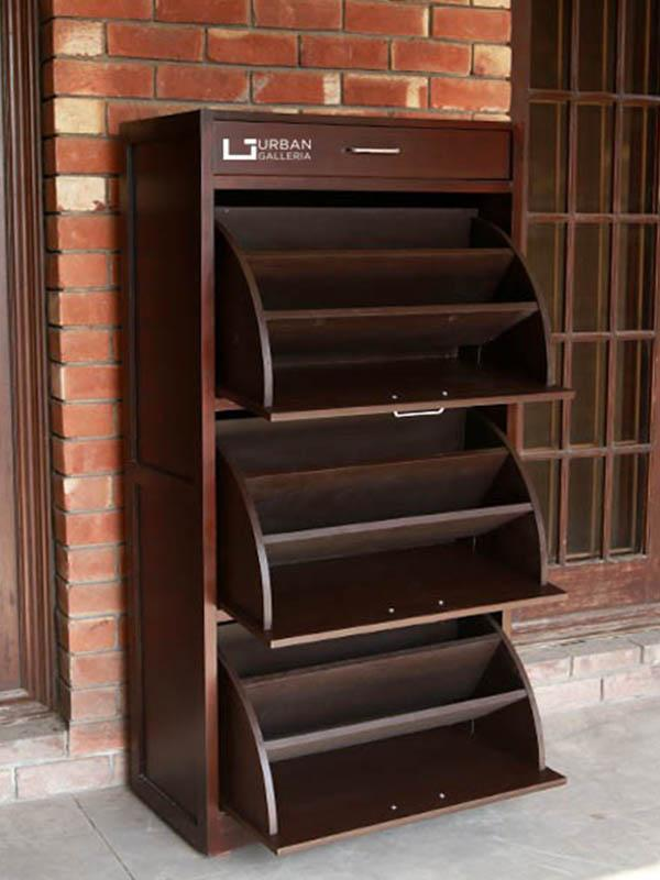 Genera Shoe Rack