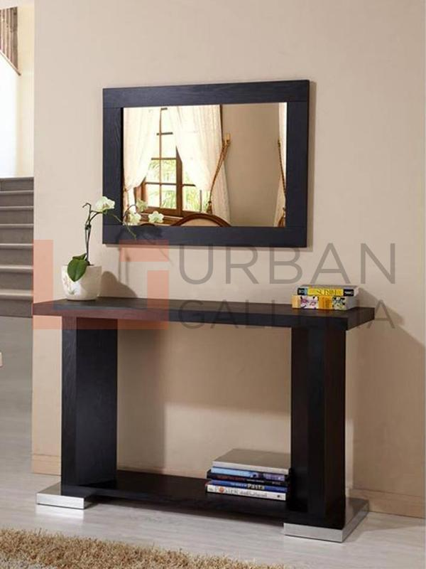 Gustel Console and mirror frame