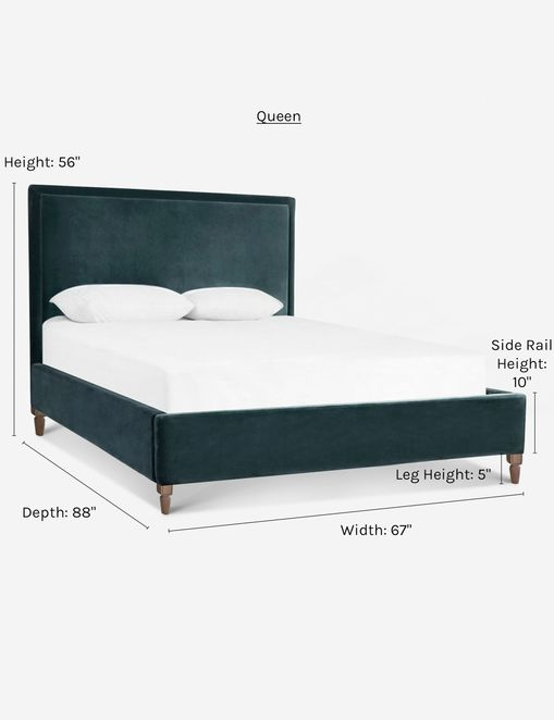 Cecilia Upholstered Bed