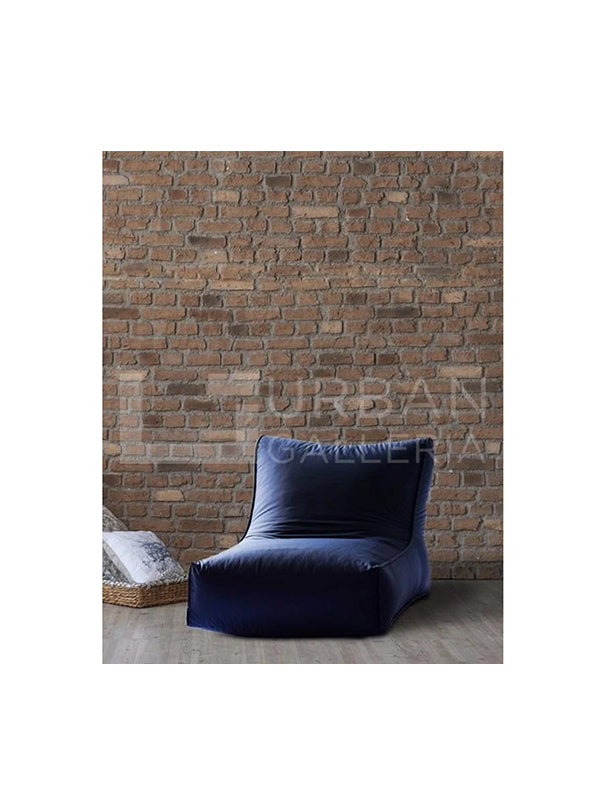 Navy Blue XIII Bean Bag Sofa