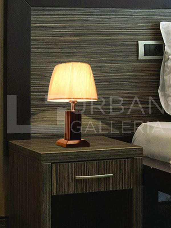 Pillar Shape Lamp Small